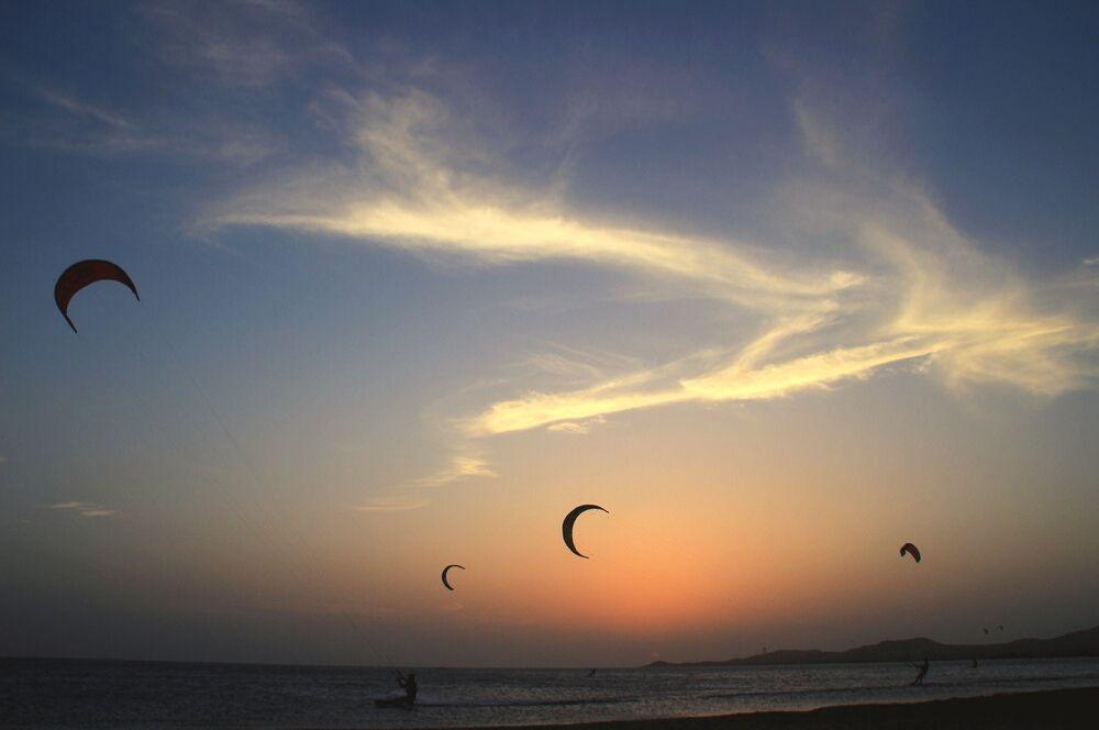 Kite surf Cabo de la Vela La Guajira