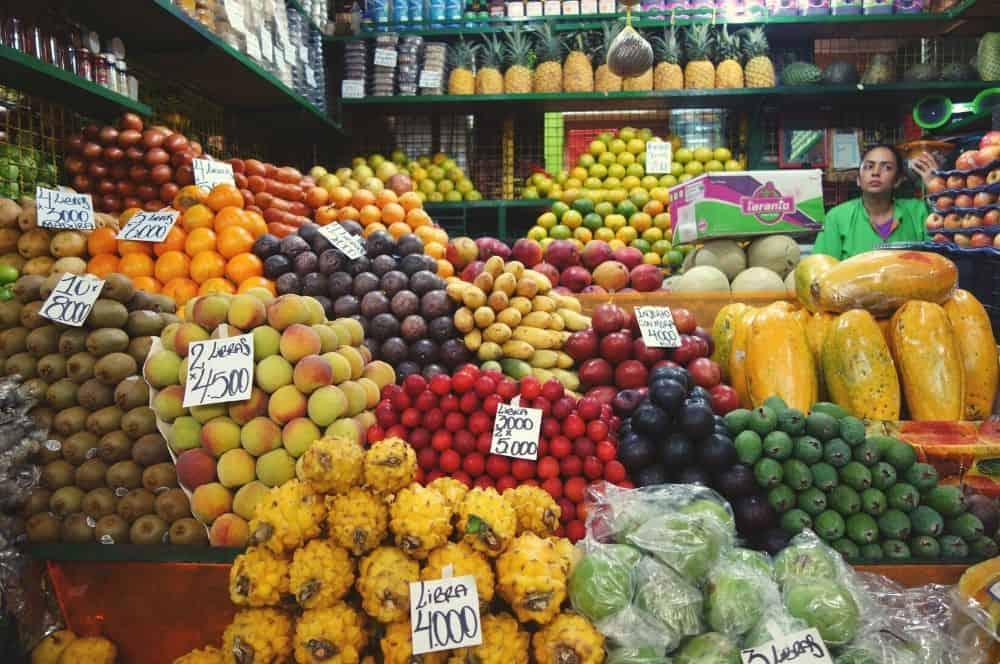 La Minorista Market Medellin