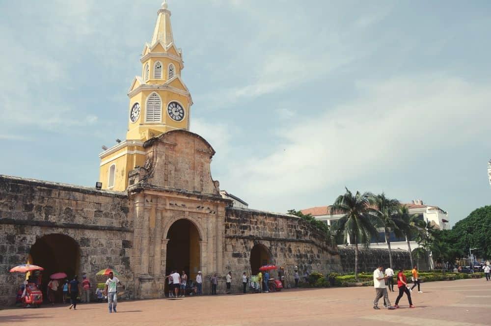La Torre del Reloj Cartagena