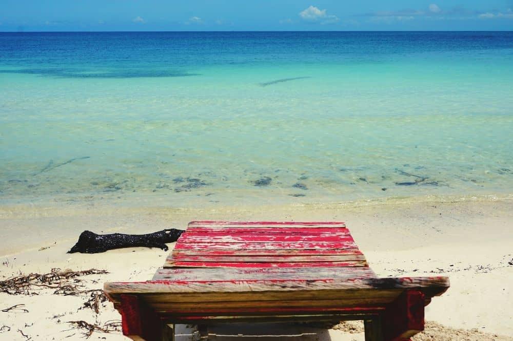 Lounge chair Isla Mucura San Bernardo