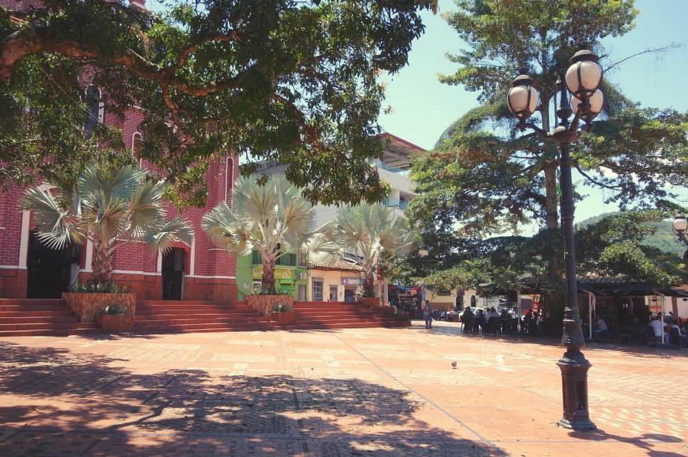 Main Square San Carlos