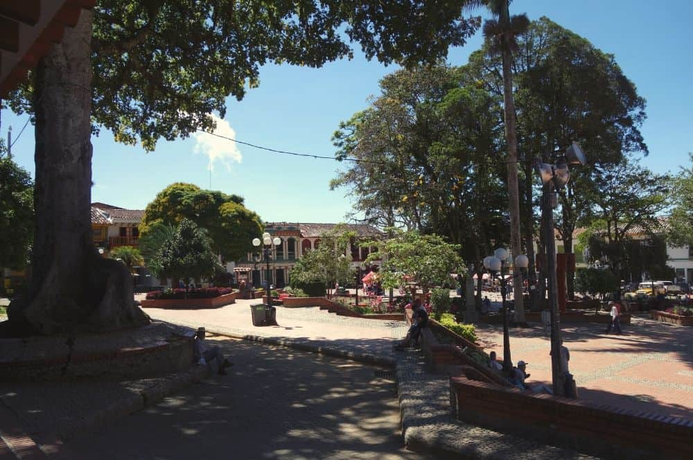 Main Square jerico