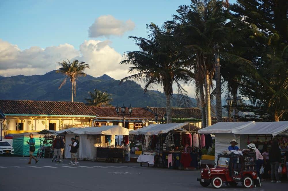 Main square Salento