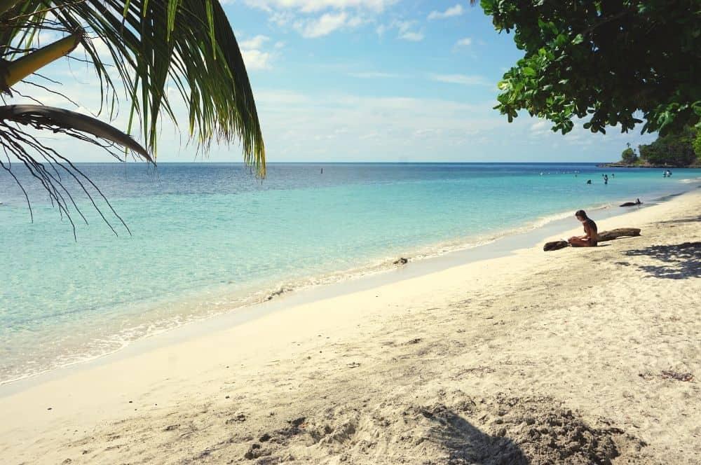 Manzanillo beach Providencia