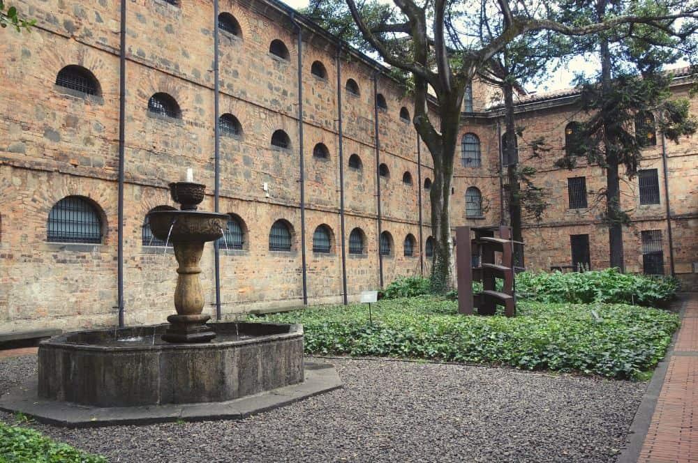 Museo nacional Bogota