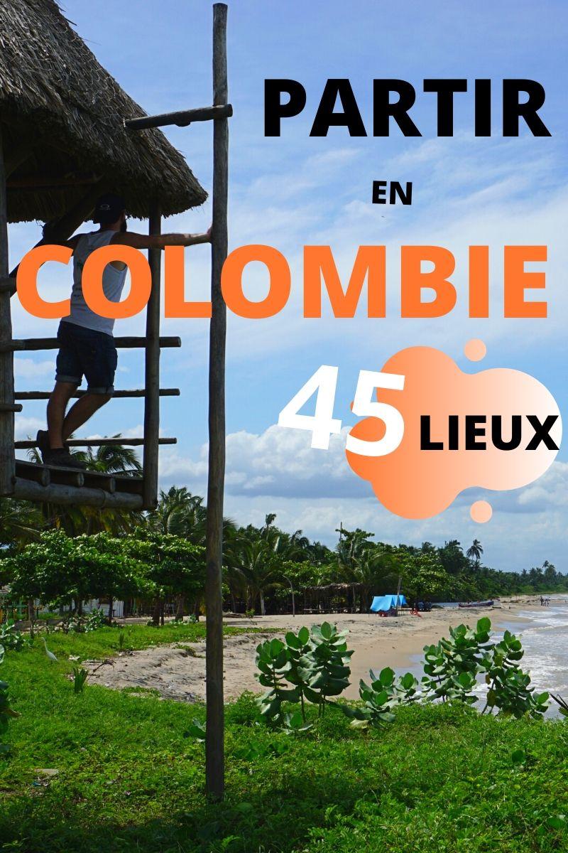 Ou partir en Colombie