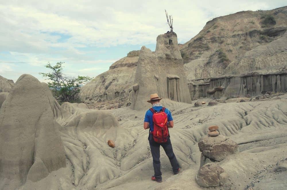 Hoyos Tatacoa desert