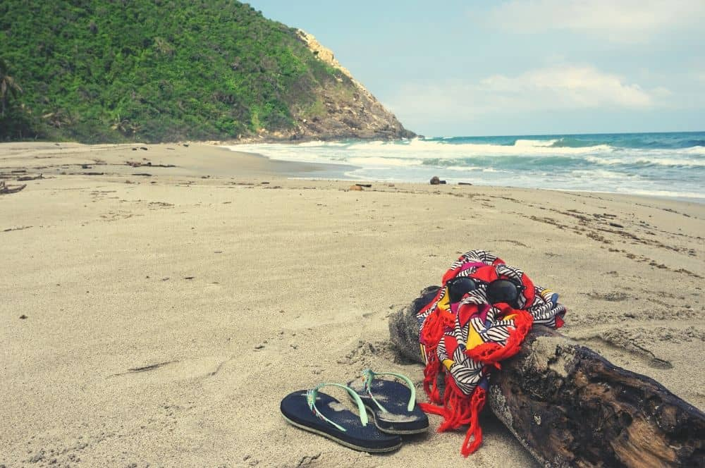 Playa Brava Tayrona
