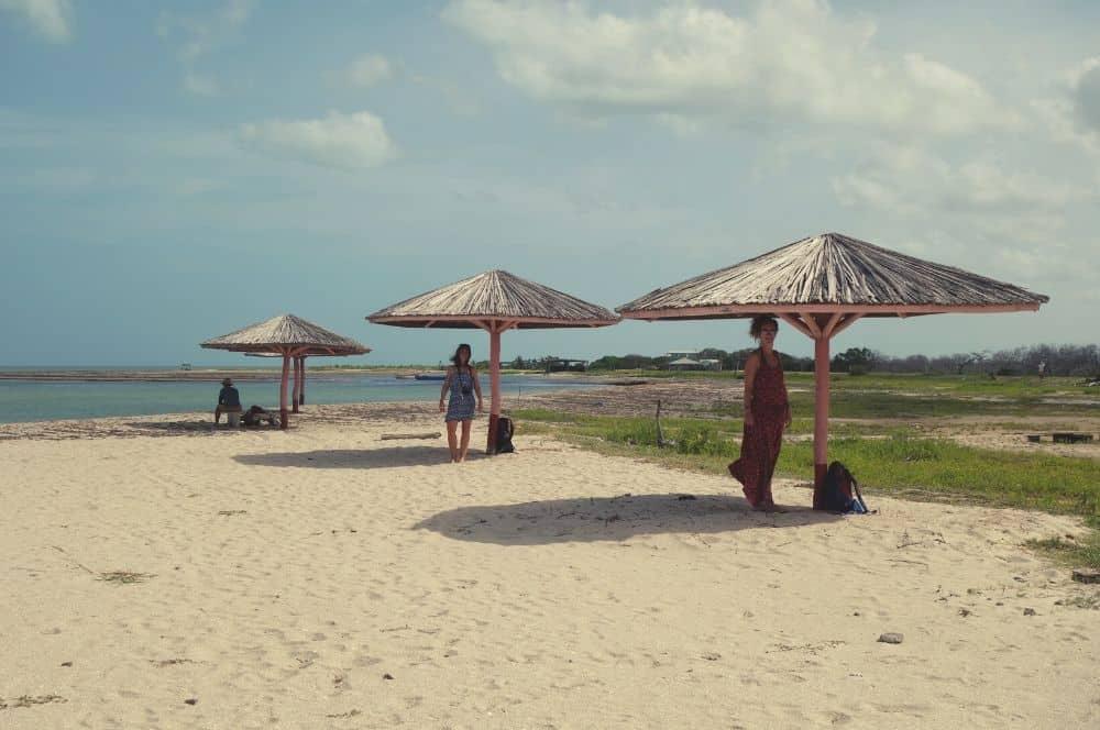 Playa Malapo Riohacha