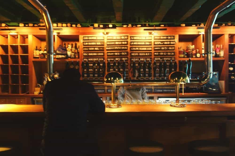 Pub in Bogota