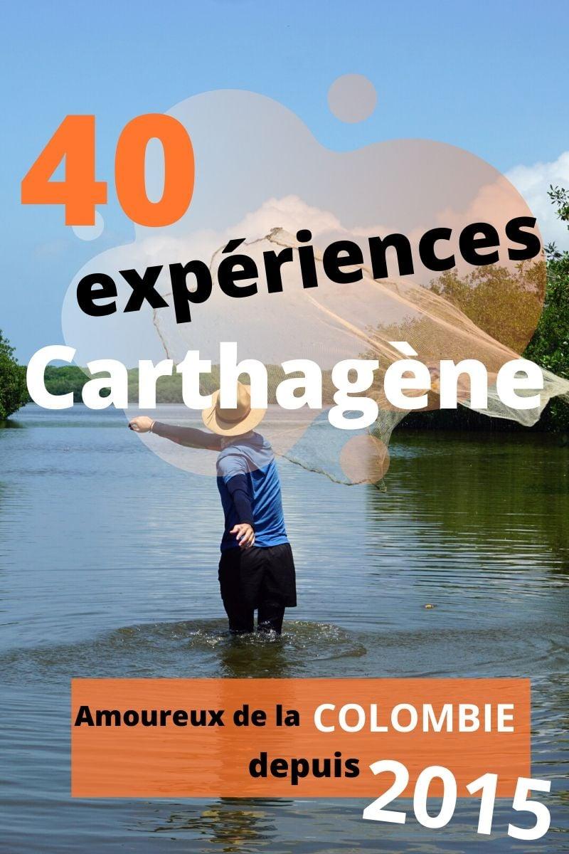 Que faire à Carthagène (1)