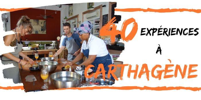 Que faire à Carthagène (2021) 🤩: 40 expériences à adorer