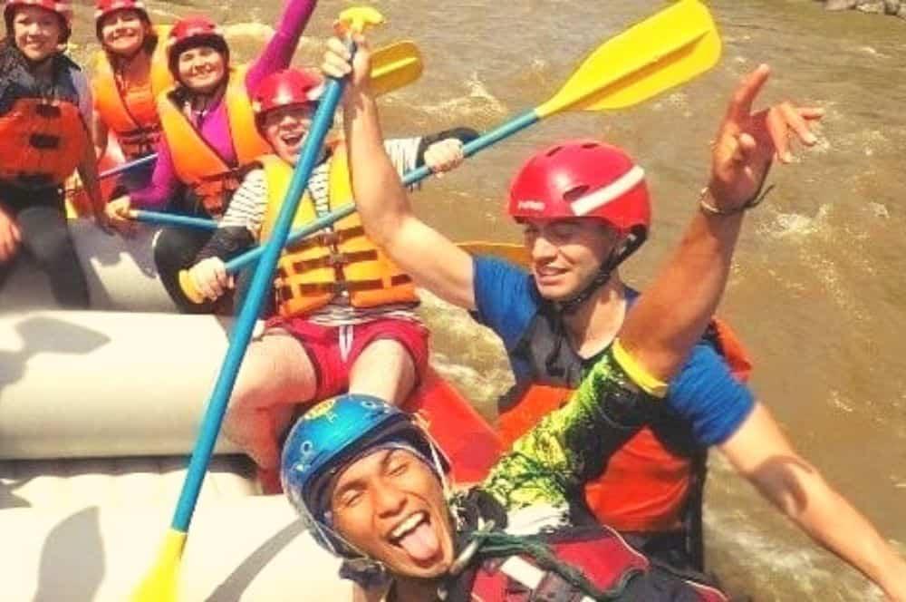Rafting Paicol