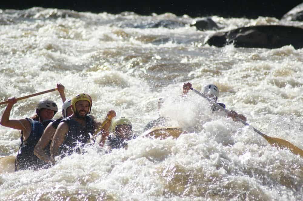 Rafting San Agustin