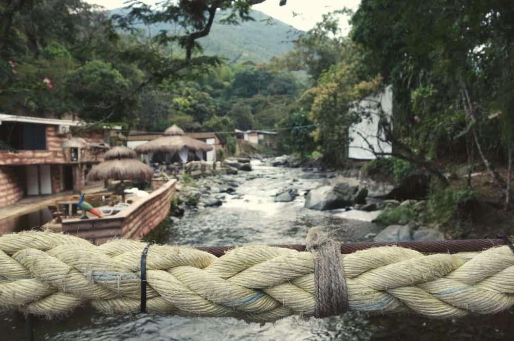 Rio Pance Cali