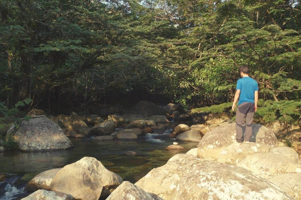 River San Rafael