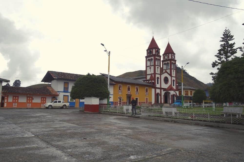San Felix Salamina