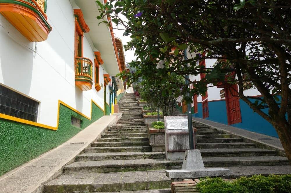 Stairs jerico