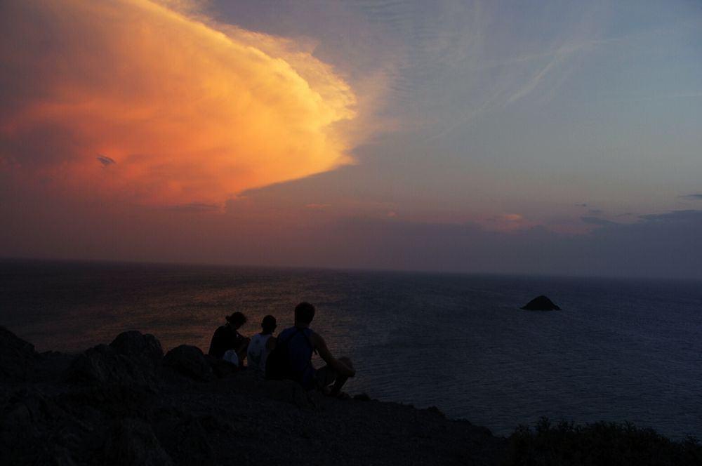 Sunset Punta Faro Cabo de la Vela
