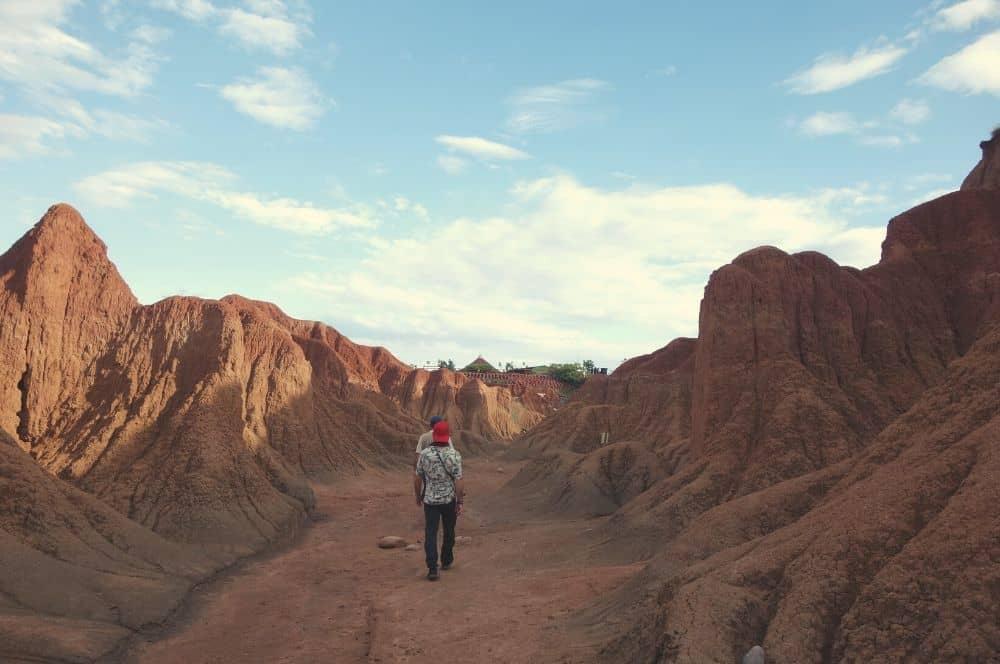 Tom Tatacoa desert