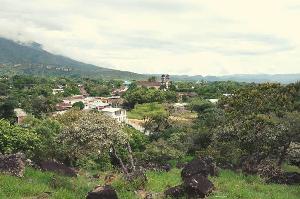 Town Paicol