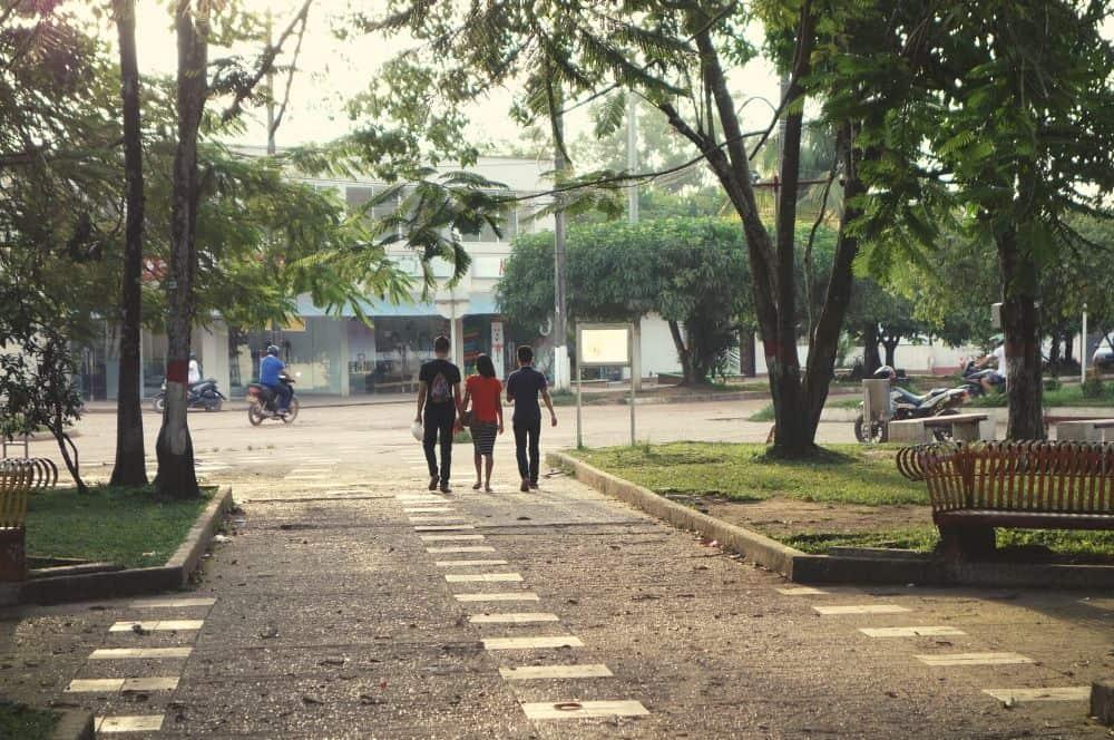Town San Jose del Guaviare