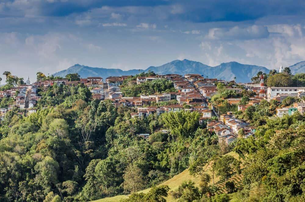 Town of Salamina