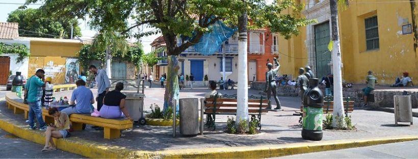 Trinidad Square Cartagena