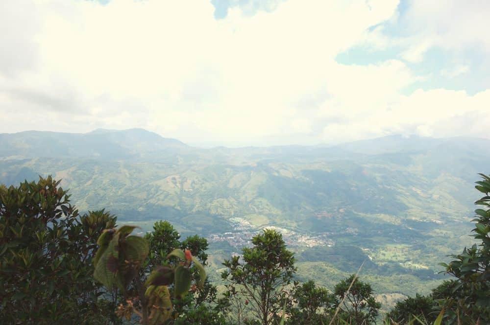 View landscape San Carlos