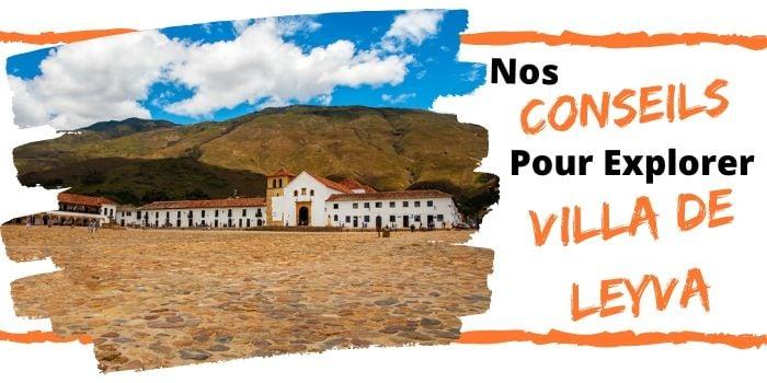 Villa de Leyva Colombie
