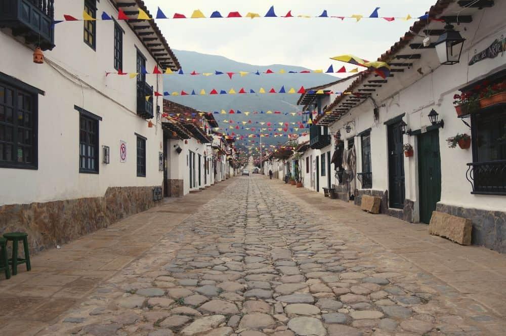 Villa de Leyva Street (1)