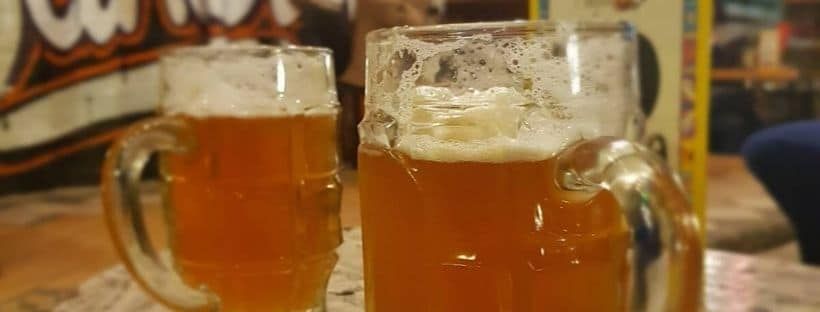 Beer tour Bogota