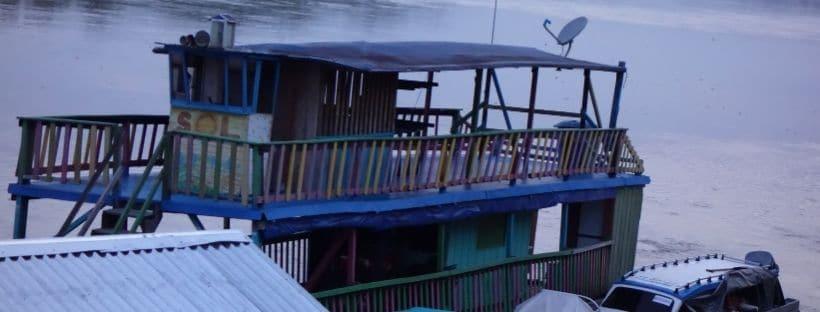 Boat Bar San Jose del Guaviare