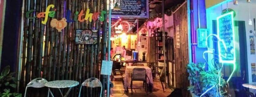 Café Lithos La Macarena
