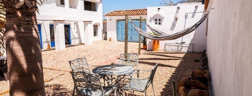 Casa Mediterránea Airbnb Villa de Leyva