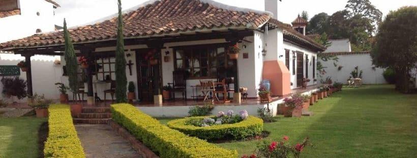 Casa Quinta Airbnb Villa de Leyva