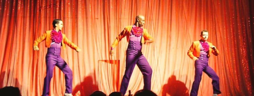 Delirio Salsa Show Cali