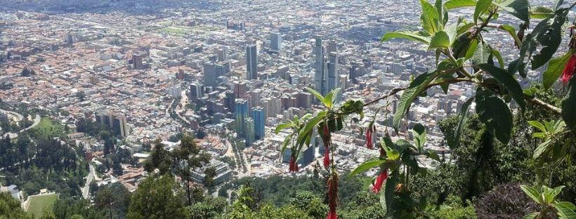 Monserrate tour Bogota
