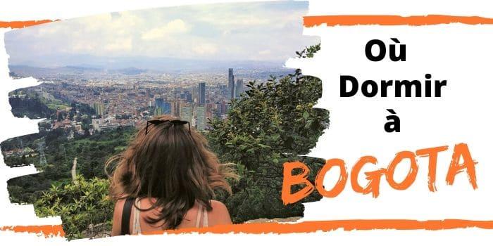 Ou dormir à Bogota