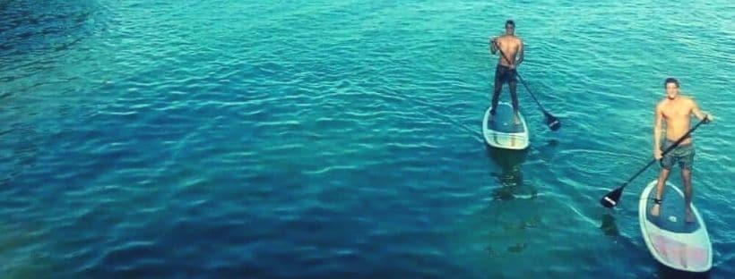 Paddle Isla Fuerte
