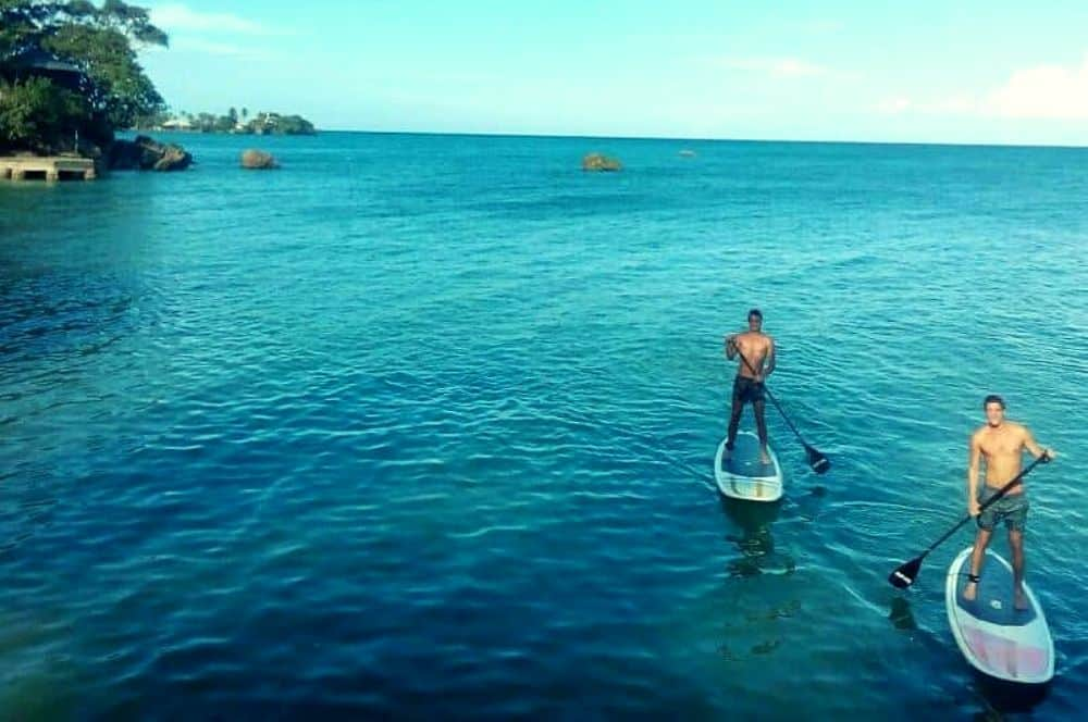 Paddle la playita Isla Fuerte