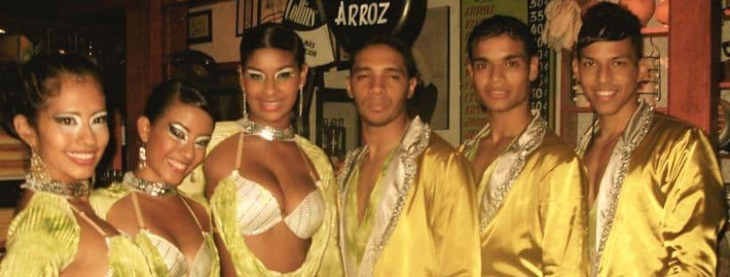 Salsa Show Cali