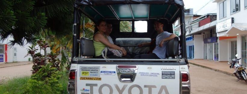 Transporte San Jose del Guaviare (1)