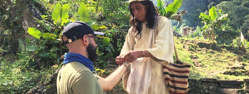 Kogi indigene cité perdue Colombie