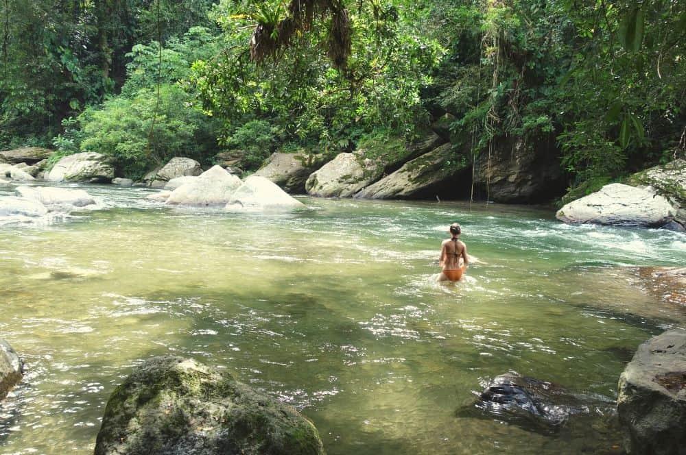River Ciudad Perdida Colombia (1)