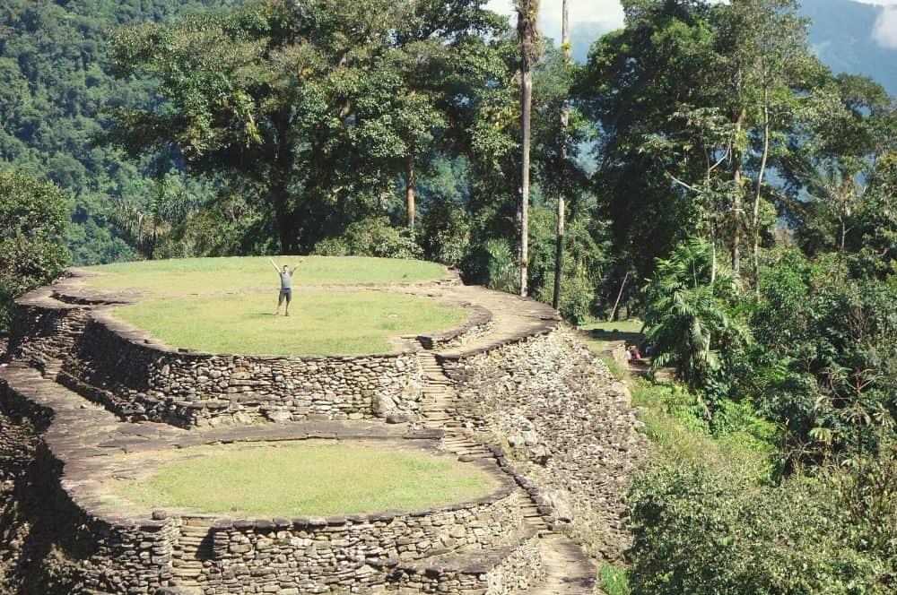 Terraces Ciudad Perdida Colombia (3)