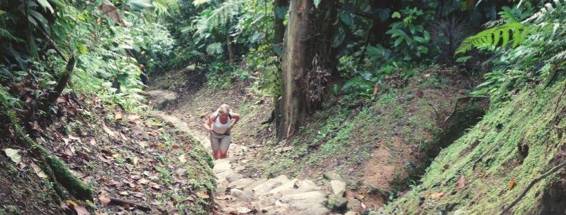 Trek de la cité perdue en Colombie