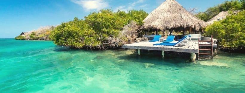 Caroline island - Rosario Islands