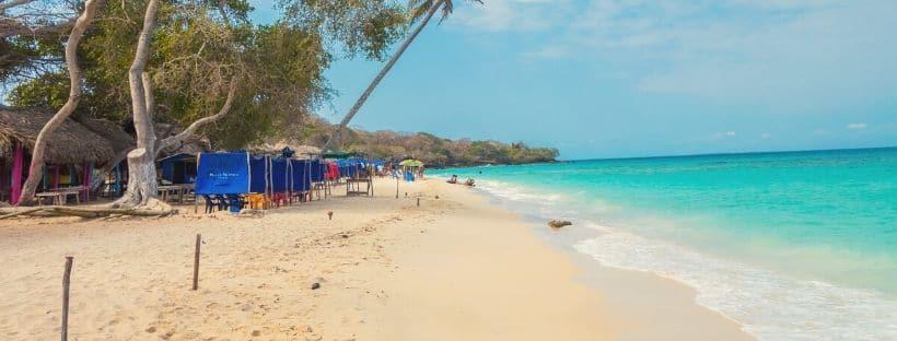 Islas de Cartagena - Playa Blanca