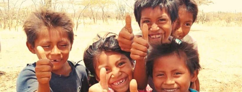 Kids Pura Guajira